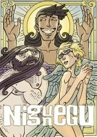 Hannes_Radtke__Oliver_Mielke_NiGuNeGu_Comic-Cover